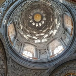 Cappella della Sindone illuminazione Iren