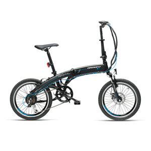 e-bike iren bici pedalata assistita