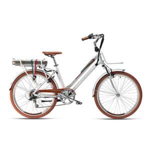 e-bike pieghevole iren bici pedalata assistita