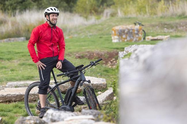 e-bike pedalata assistita in montagna irenGo