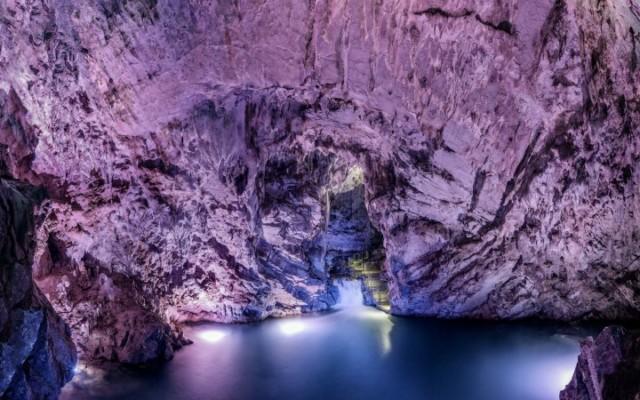 Grotte di Pertosa-Auletta a Salerno
