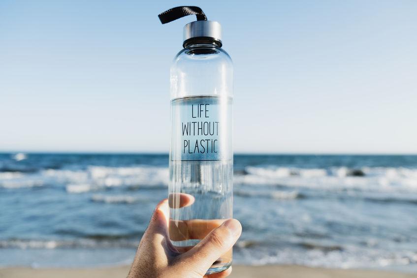 borracce per l'acqua plastic free