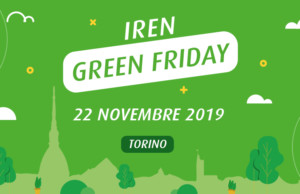 Iren Green Friday a Torino