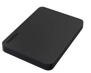 Toshiba Hard disk portatile Canvio Basics da 2TB - Regali di natale