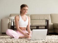 Allenamento a casa con Iren e Street Workout