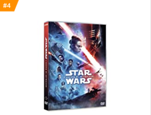 Bestseller Amazon categoria Film e TV