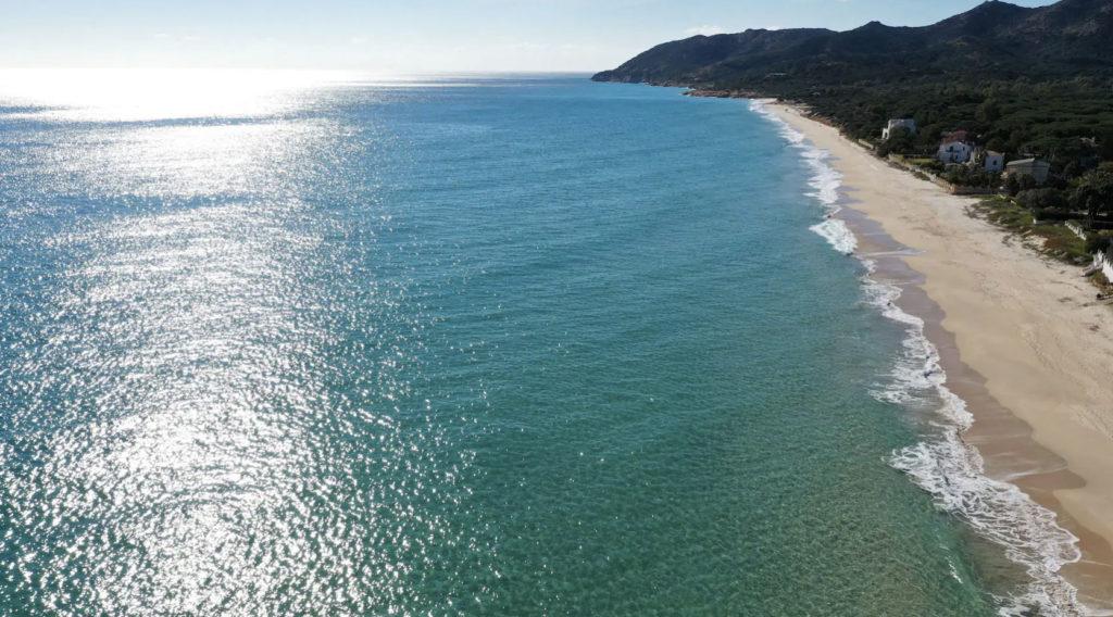 Spiaggia Santa Margherita di Pula - Sud Sardegna