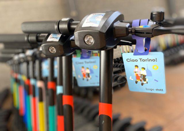 Dott powered by IrenGo, il servizio di monopattini elettrici per la città