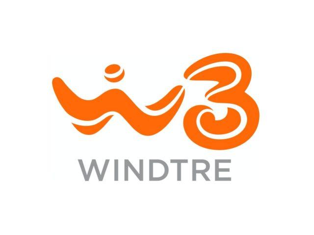 Il marchio di Wind-3 italia