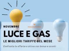 offerte luce e gas per la casa