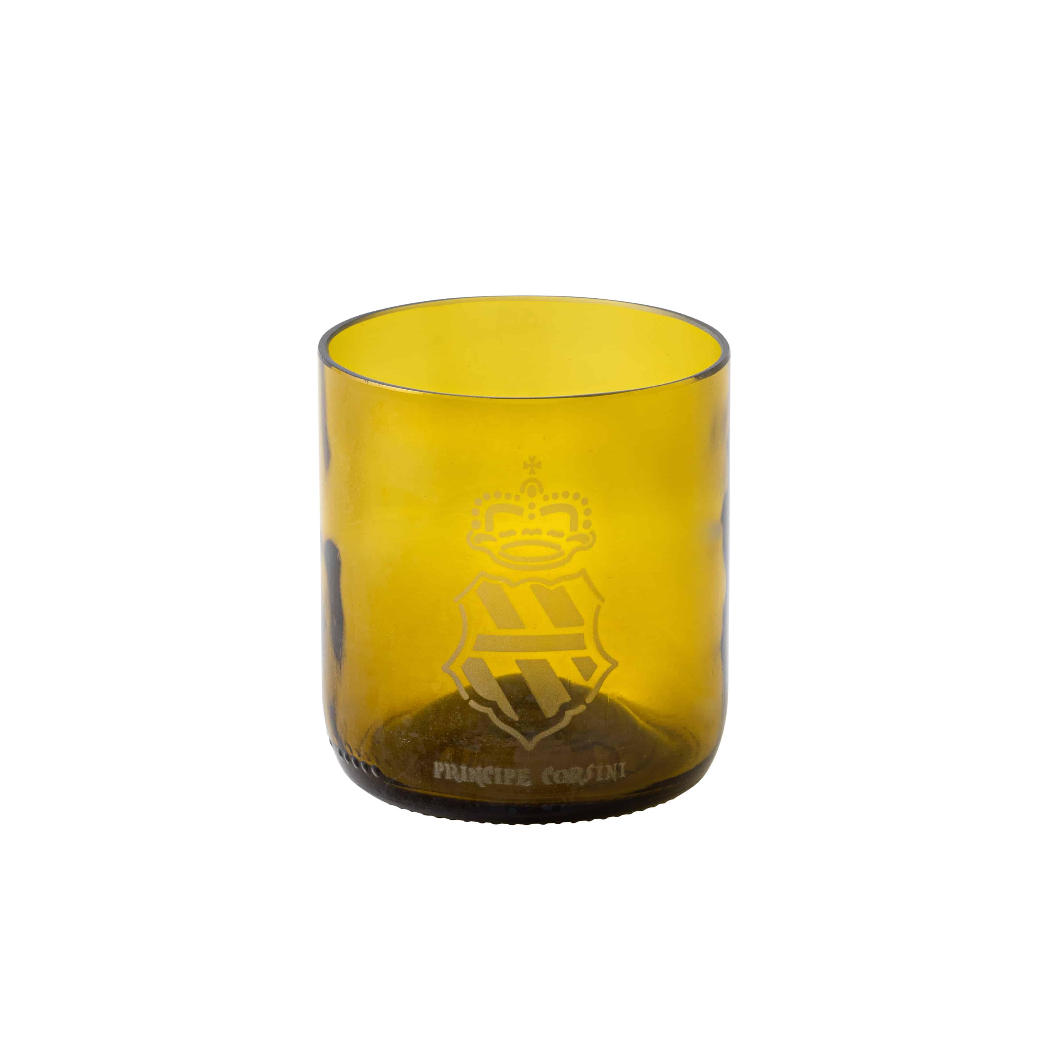 Bicchiere in vetro Principe Corsini