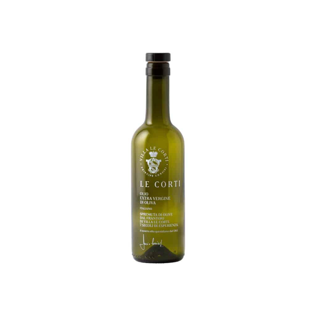 Bottiglia serigrafata per olio