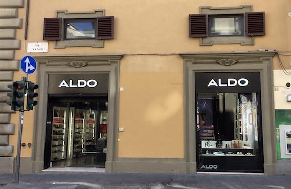 Aldo a Firenze