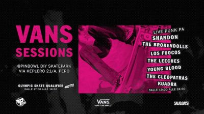 Vans session