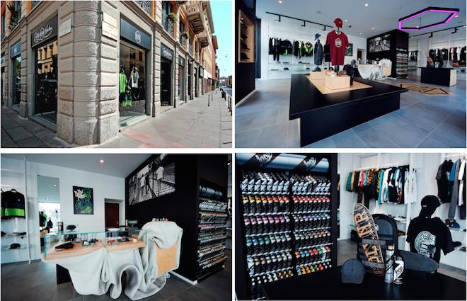 hot sale online caed7 8f5e0 Nuovo store Dolly Noire a Milano e nuove aperture internazionali