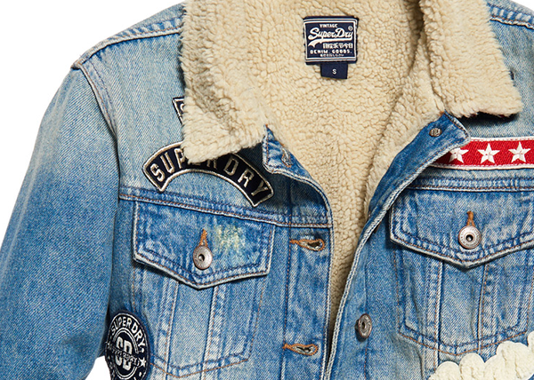 Superdry  This is the Jacket! - Nuova collezione Autunno Inverno 0b525a511f0