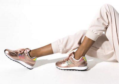 new balance glitter donna
