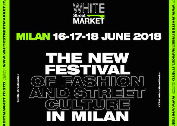 Probeat Agency ti invita alla prima edizione di WHITE STREET MARKET – 16,17,18 giugno