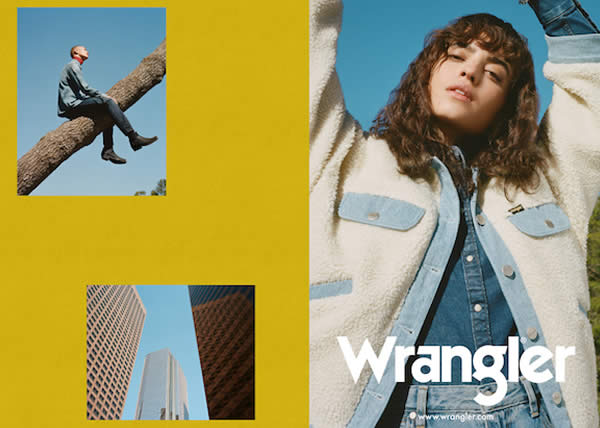 La nuova campagna Wrangler Fall/Winter 2018
