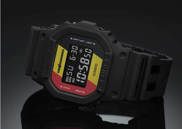 G-SHOCK presenta la sua collaborazione con The Hundreds