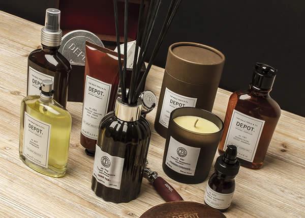 DEPOT arricchisce la scelta di fragranze con la nuova White Cedar: una profumazione speciale in Limited Edition per Natale 2018