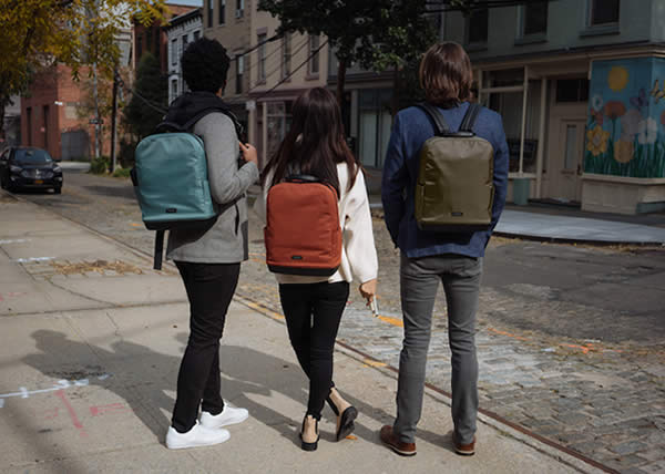 Moleskine presenta il nuovo zaino The Backpack