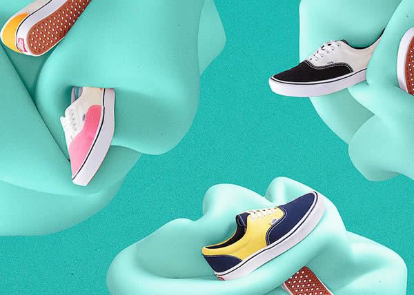 Vans lancia la sneaker con tecnologia ComfyCush
