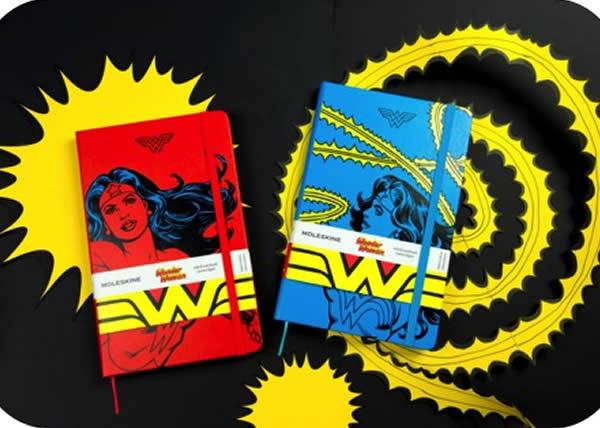 Moleskine presenta la special edition dedicata a Wonder Woman