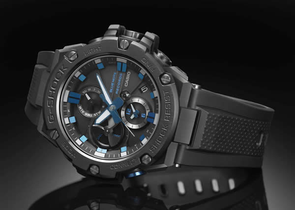G-SHOCK presenta il nuovo collaboration model con Blue Note Records