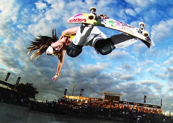 Vans lancia la campagna Vanguards 2019 che insegna alle donne lo skate come forma di espressione