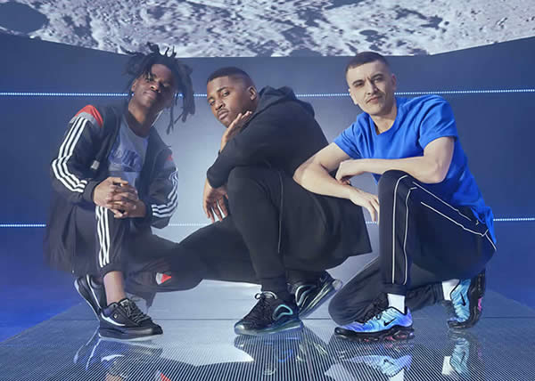 La Space Collection Foot Locker in collaborazione con artisti emergenti europei