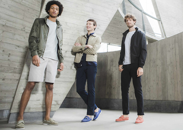 Timberland: le iconiche Boat Shoes per l'Estate 2019