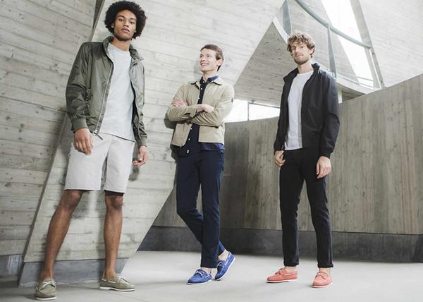Timberland: le iconiche Boat Shoes per l'Estate 2019