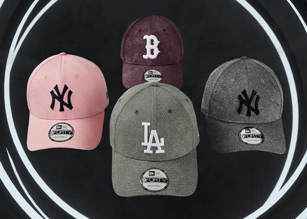 NEW ERA presenta la collezione di cap high-tech Engineered Plus