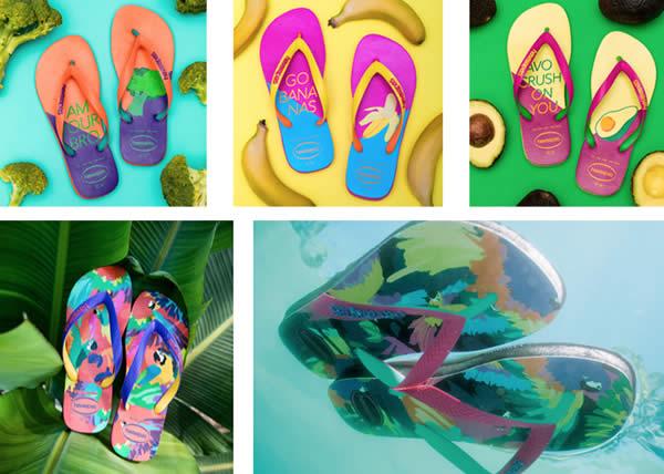 HAVAIANAS presenta Top Cool e Top Fashion