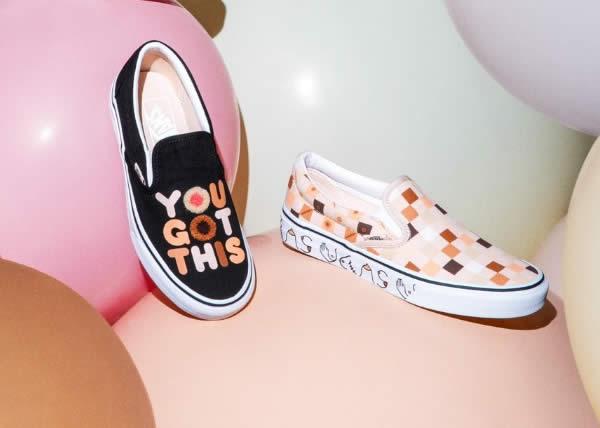 VANS presenta la collezione in onore del mese della Breast Cancer Awareness