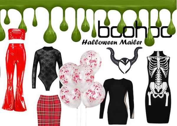 Speciale Halloween: BOOHOO sfida la notte delle streghe con stile e ironia