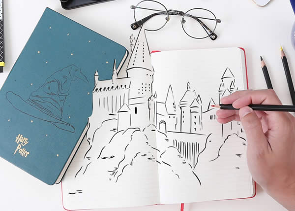 Moleskine presenta una Limited Edition dedicata a Harry Potter
