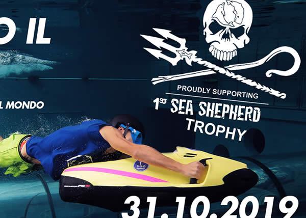 G-SHOCK sponsor del primo trofeo Sea Shepherd: campioni e vip per una gara di velocità e beneficenza nella piscina più profonda del mondo