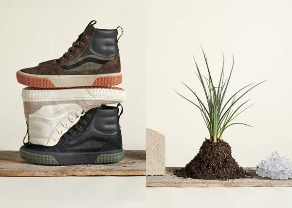 Vans presenta la Static CC MTE, una sneaker pensata per tutte le stagioni