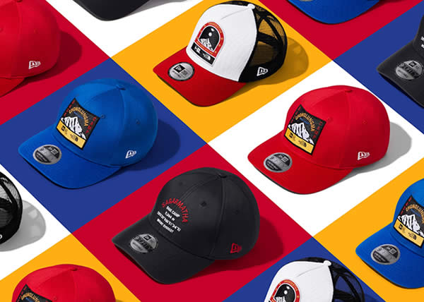 New Era presenta la nuova collaborazione con The North Face