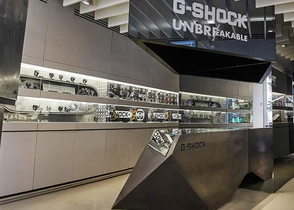 G-SHOCK festeggia i 5 anni del suo flagship store in Corso Como a Milano
