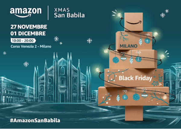 Amazon Fashion per il più grande Black Friday di sempre
