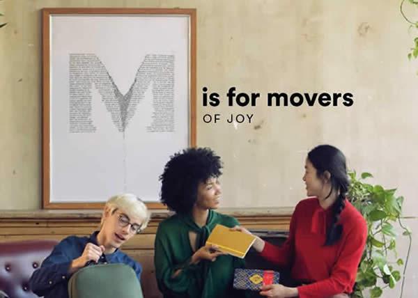 Gli oggetti Moleskine indispensabili per I movers of joy
