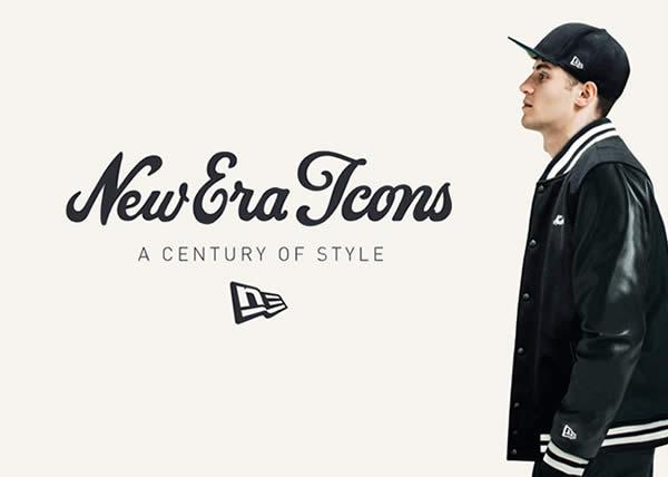 È arrivata la serie iconica di New Era: capi intramontabili ispirati ai cento anni di storia del marchio.