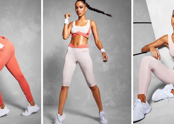 FIT SS20: Boohoo lancia lo sportswear di tendenza