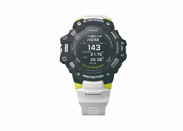 Casio presenta il nuovo G-SHOCK con cardiofrequenzimetro e funzionalità GPS
