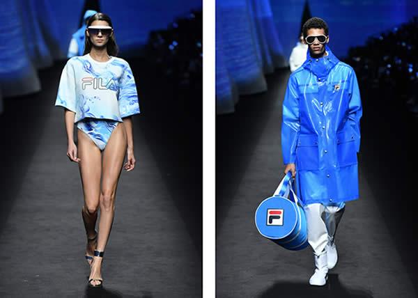 Fila Eyewear presenta i due modelli sole apparsi in passerella alla sfilata milanese