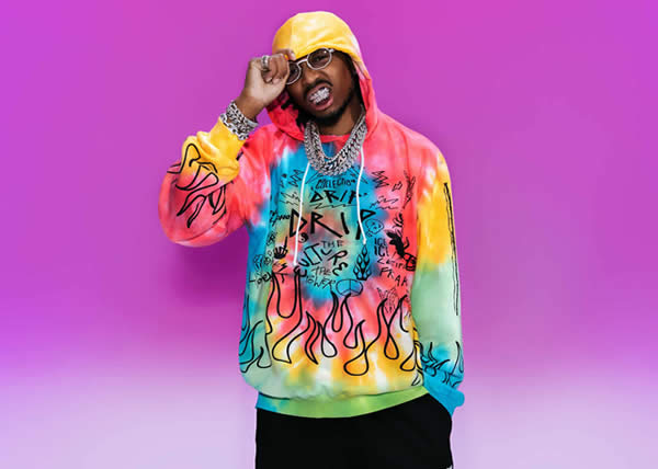 BoohooMAN firma una capsule con il rapper statunitense Quavo