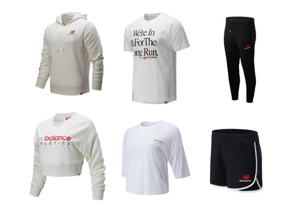 New Balance at home_le proposte apparel da indossare in casa